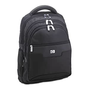 hp deluxe nylon backpack sac dos pour ordinateur. Black Bedroom Furniture Sets. Home Design Ideas