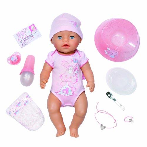 Imagen principal de Zapf Creation Baby Born - Muñeca niña, color rosa (Bandai 815793)