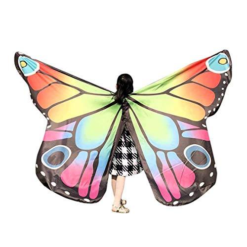 Imprägniern Sie Schmetterlings-Flügel-Kinderbaby-Bauchtanz-Kostümart und weise einzigartiges...