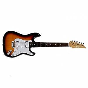 Amaze AT3 Electric Guitar, Sunburst