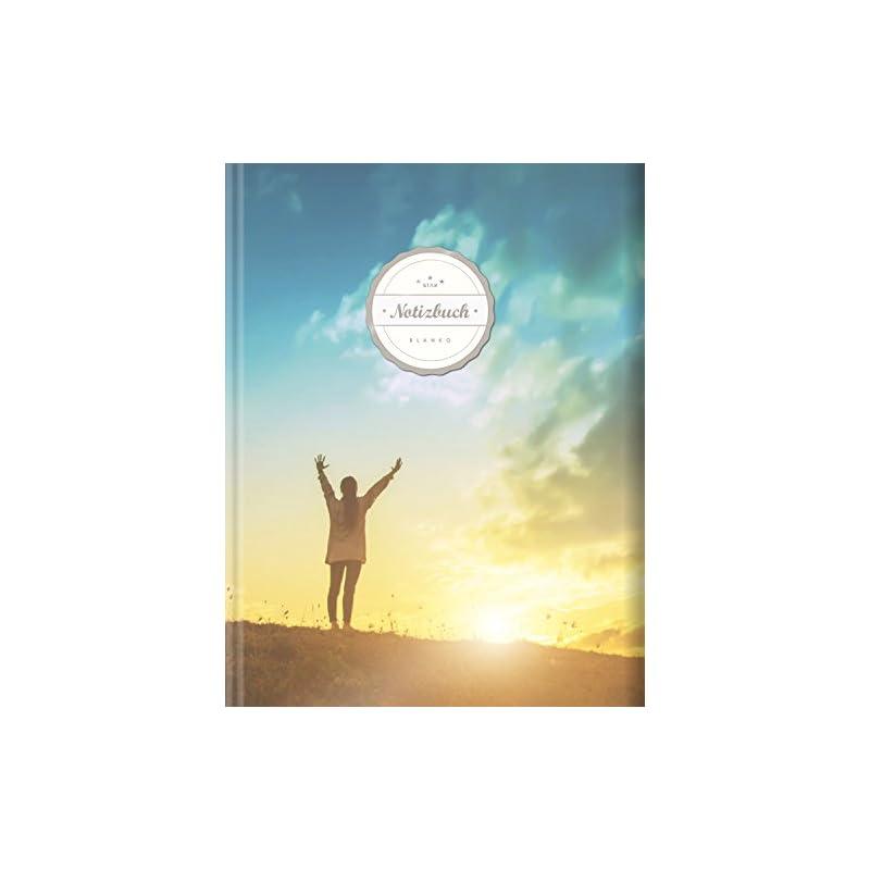 Blanko Notizbuch Star A4 156 Seiten Softcover Mit Register Seitenzahlen Leeres Notizheft Zum Selbstgestalten Zeichenbuch Skizzenbuch Blankobuch Malbuch Achtsamkeit