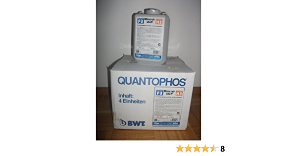 Bwt Mineralstoff Cillit Quantophos Impulsan 4 X 3 L Kanister F2 H2 Alle Produkte
