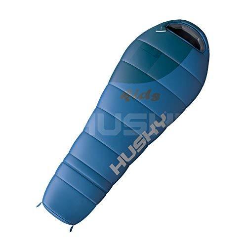 Husky Sacco a pelo per bambini Magic -12°C Blue espandibile Blue