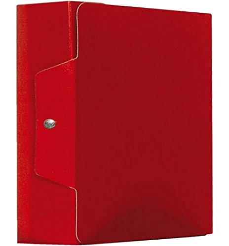 Scatola progetti standard 15 rosso- confezione da 5