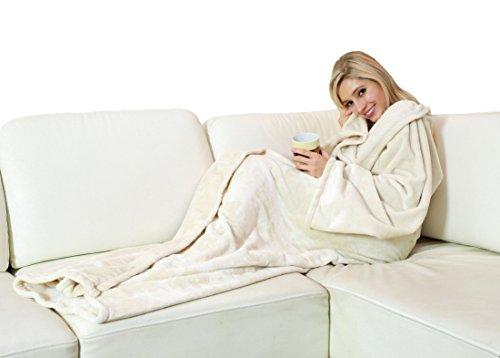 walser-13683-manta-bata-snuggle-con-mangas-crema-beige