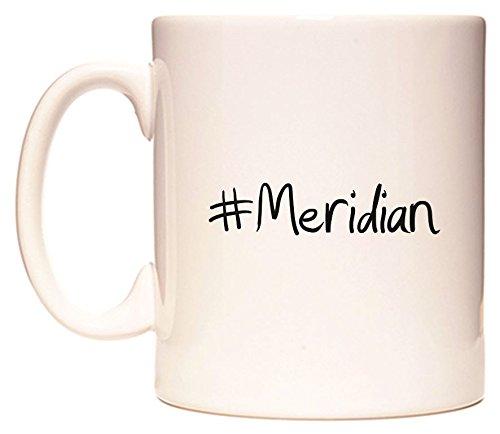 #Meridian Becher von WeDoMugs (Meridian Tee)