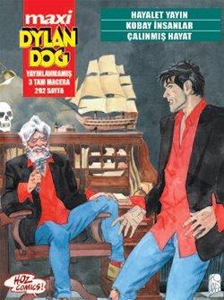 Dylan Dog Maxi 3