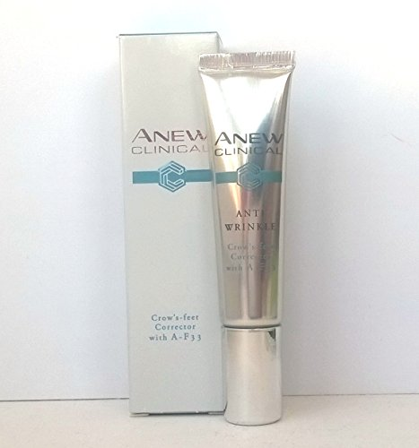 AVON Anew Clinical Anti Wrinkle Krähenfüße Korrektor Mit A-F33