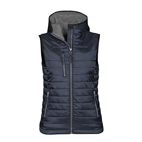 Stormtech - Manteau sans manche de sport - Sans Manche - Femme Bleu - Navy/Charcoal