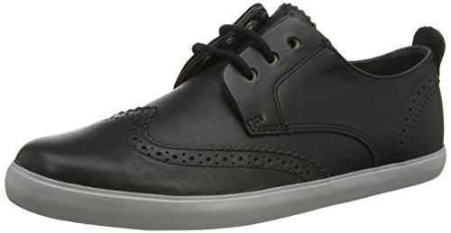 CamperDress Negro/Jimi Ase-Dalby - Sneakers uomo, Nero, 42
