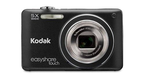 Kodak EasyShare M 5370 (16 Megapixel, 5-fach opt. Zoom, 7,6 cm (3 Zoll) Touch Display) schwarz