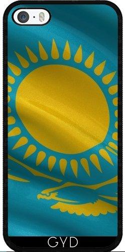 Coque pour Iphone 6 Plus (5,5'') - Drapeau Du Kazakhstan by Carsten Reisinger Silicone