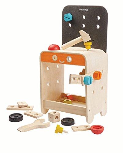 Plan Toys 4205541 Grande Banco da Lavoro