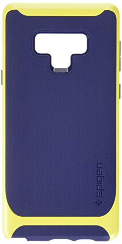 Spigen Samsung Galaxy Note 9 Hülle [Neo Hybrid] Doppelschutz [Ocean Blue] 2-teilige Handyhülle Silikon Schale PC Farbenrahmen Dual Layer Schutzhülle Note 9 Case Cover - Ocean Blue (599CS25055) (Samsung Note 2 Hülle Cover)