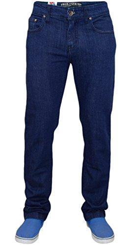 True Face -  Jeans  - Uomo blu scuro 38W x 30L