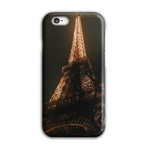 Berühmten Rock Star Kostüme (Eiffel Turm Cool Mode Berühmt iPhone 6 / 6S Hülle |)