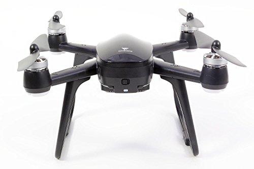 Walkera 15004580 - Aibao FPV 4K Quadrocopter RTF Schwarz - FPV-Drohne mit 4K UHD-Kamera, F8-Fernsteuerung, Akku, Ladegerät und App-Game - 4