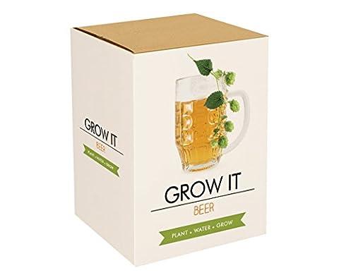 Gift Republic: Grow It Grow Your Own Houblons prêt à pousser