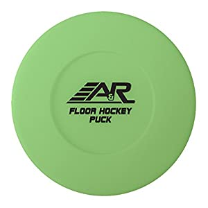 A&R sports Boden Puck, Glow in the Dark
