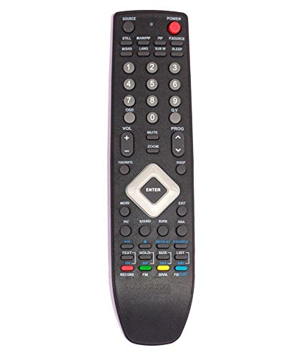 LipiWorld LED LCD TV Universal Remote Control Compatible For Onida LED LCD  available at amazon for Rs.299
