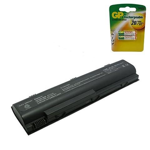 HP Pavilion DV4-1150eo Laptop Battery - Premium Powerwarehouse Battery 6