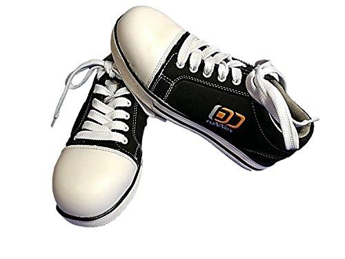 RuNNex SportStar 5340 S3 Chaussures de sécurité basses Aspect Converse Noir