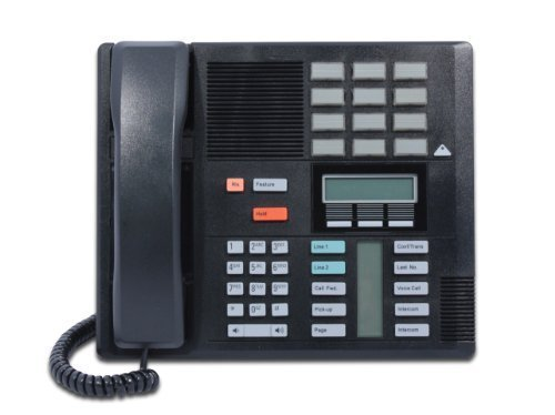 Meridian M7310 Phone Black by Nortel Nortel Meridian M7310