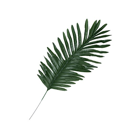 Palmenblätter Deko.Kostiumy I Przebrania Hawaii Deko Grün 4 Palmenblätter