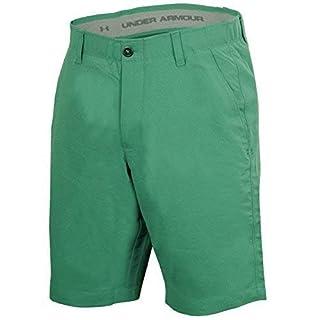 Under Armour 2018 Mens UA Match Play Taper Shorts - Aegean Green - 38