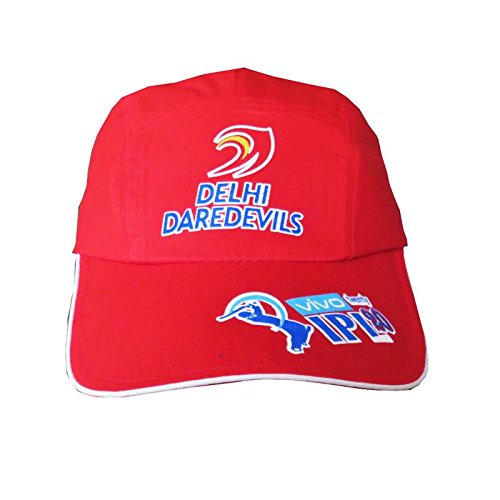 Roos4Creation Delhi Daredevils DD unisex cap for fans