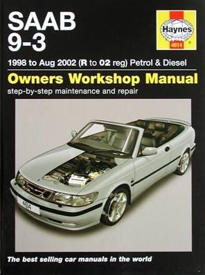 saab-9-3-1998-to-aug-2002-petrol-dieselowner-workshop-manual-n-4614