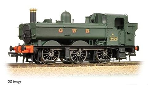 Graham Farish 371-985 Class 64xx 0-6-0 Pannier Tank 6407 GWR Green