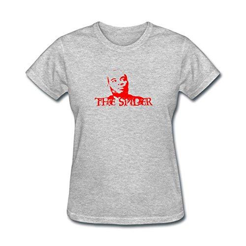 Portada del libro kettyny de la mujer Anderson Silva diseño algodón T Shirt