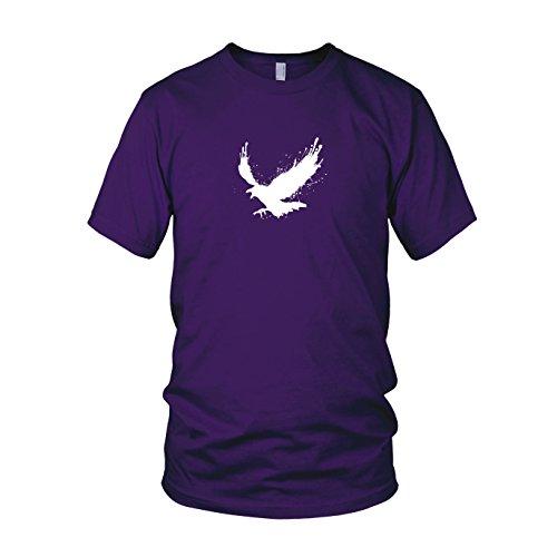 The Raven - Herren T-Shirt Lila