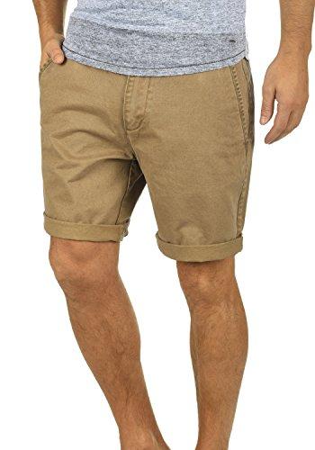 SOLID Pinhel Chino-Shorts kurze Hose aus 100% Baumwolle Sand (4073)