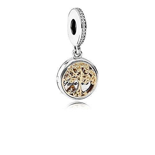 Pandora-ciondolo da donna in argento con zirconi bianchi-791988cz