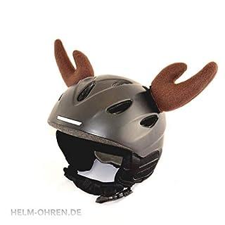 Helm - Ohren für den Skihelm, Snowboardhelm oder Fahrradhelm -