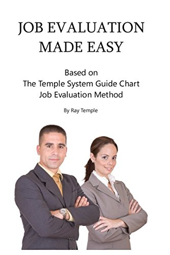 Job Evaluation Made Easy: Based on The Temple System Guide Chart Job Evaluation Method - Job-chart