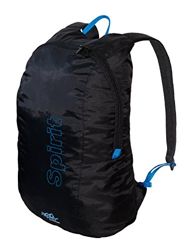 Faltrucksack tASHEV sPIRIT sac pliable de 10 litres : 42 x 25 x 13 cm 100 g flugzug bagages à main ne.