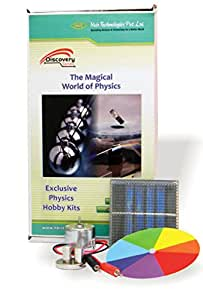 Simple Musical Bell. Physics Project Kit. DIY - Do It Yourself (Manual included). By Nvis