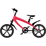 Wheelheels eBike, Pedelec Vita, 20 Zoll (Rot)