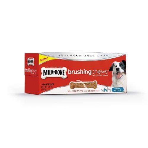 milk-bone-brushing-chews-daily-dental-treats-sm-med-55oz-7-dog-treatspack-of-2-by-milk-bone