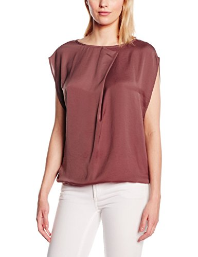 cartoon 8964/7328 - Blouse - Femme Brun (Twilight Mauve 4722)