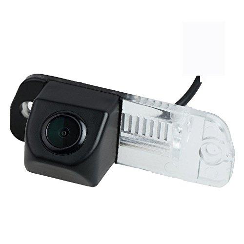 Kalakus Full HD Auto Rückfahrkamera 170 ° Weitwinkel Vorne und Hinten Spiegelhalterung DVR, Nachtsicht Auto Rückfahrkamera für R Series ML Class GL 450 Class ML350 R300 - Ge-dvr