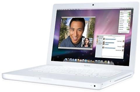 Apple MacBook MB403 33,8 cm (13,3 Zoll) Notebook weiß (Intel