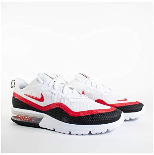 720e1732c Nike Air Max Sequent 4.5 SE Men's Shoe - White | BQ8823-100 | FOOTY.COM