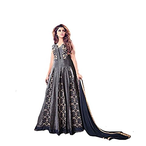 Bollywood Muslim Hijab Indian Ethnic Party Wear Wedding Ceremony Anarkali Salwar kameez Suit 8722