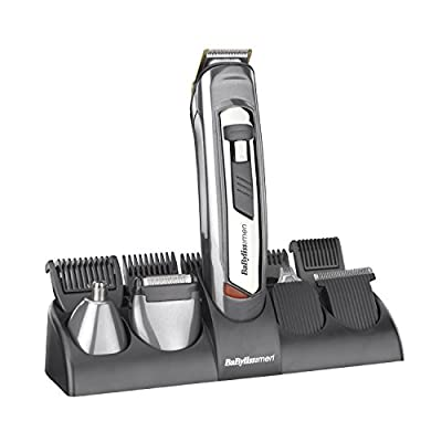 BaByliss 7235U 10-in-1 Grooming System for Men by The Conair Group Ltd