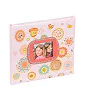 Kenro Festival Childrens Scrapbook Colourful Patterned Paper with Photo Window