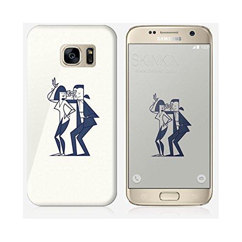 Sticker iPhone 6 et 6S de chez Skinkin - Design original : Shut up and dance par Ale Giorgini Coque Samsung Galaxy S7